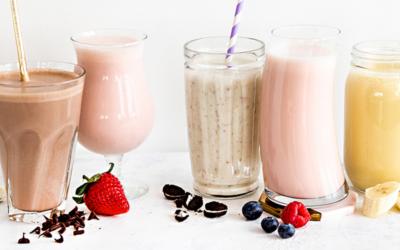 Shake recepten met de Formule 1 vanille